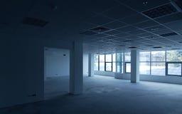 空的内部办公室空间 免版税库存图片