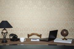 空的办公室 免版税图库摄影