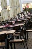 空的咖啡馆 库存图片