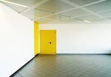 空的室内安排 免版税库存图片