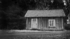 空的房子 库存图片