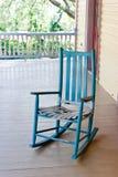 空的摇椅 库存图片