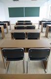 空的教室 免版税图库摄影