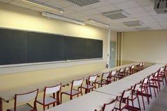 空的教室 免版税库存图片