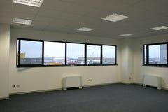空的新的办公室 库存图片