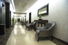旅馆走廊 库存图片