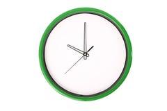 空的时钟serie - 10时。 免版税图库摄影