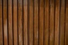 空的木地板背景 免版税库存照片