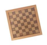 空的木棋枰 库存图片