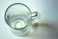 空的杯子 免版税库存照片