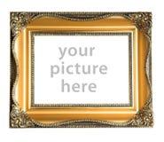 空的框架照片 免版税库存图片