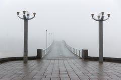 空的桥梁 图库摄影