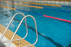 空的游泳池 库存照片