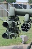 空的火箭发射器 图库摄影