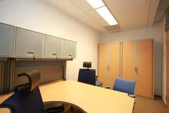 空的现代办公室 免版税库存图片