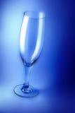 空的玻璃酒 免版税库存照片