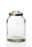 空的瓶子 免版税库存照片