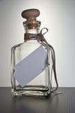 空的瓶 库存图片