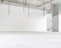 空的空间室 免版税库存图片