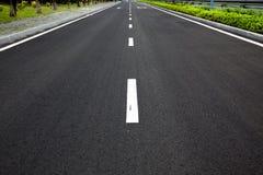 空的高速公路 免版税库存图片