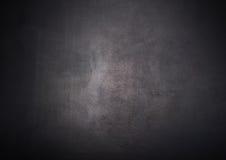 空的黑黑板黑板 免版税图库摄影