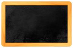 空的黑板 库存照片