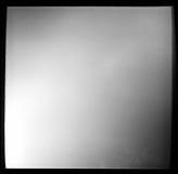 空的黑白胶卷画面 免版税库存照片