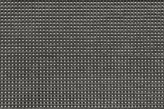 空的LED数字信息矩阵关闭 背景 库存照片