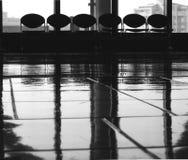 空的waitingroom 免版税图库摄影