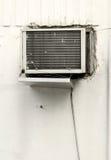 空调器例证分开的系统 免版税库存图片