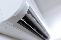 空调器例证分开的系统 图库摄影