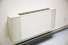 空调器内部 免版税库存图片