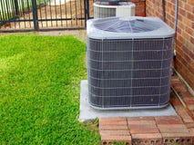 空调器单位 免版税图库摄影