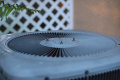 空调器单位 库存图片