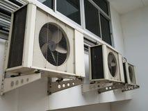 空调器压缩机单位 库存图片