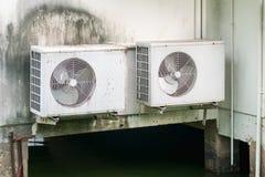空调器压缩机 库存图片