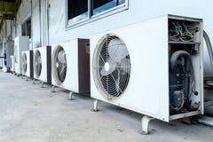 空调器压缩机 库存照片