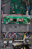 空调器控制 库存图片