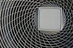 空调器盖子 免版税库存照片