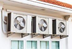 空调器设施 图库摄影