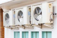 空调器设施 免版税图库摄影