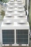 空调器部件 库存照片