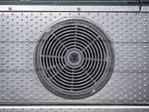 空调器系统以肮脏的情况 免版税库存图片