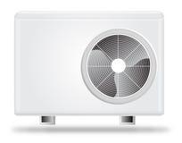 空调器 图库摄影