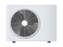 空调器 库存例证