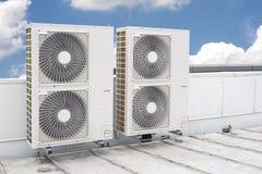 空调 库存例证