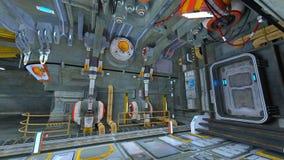 空间站 库存图片