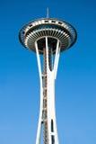 空间针在西雅图 图库摄影