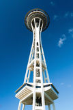 空间针在西雅图 免版税图库摄影