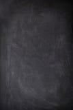 空黑板的黑板 库存图片